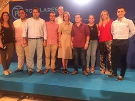 NNGG ALBACETE PARTICIPA EN LA CONVENCIÓN MUNICIPAL Y PARLAMENTARIA DEL PP CLM