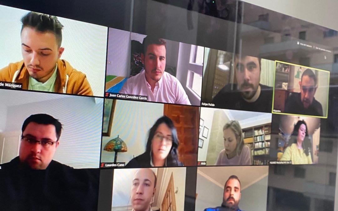 Los concejales de Nuevas Generaciones Albacete en la Sierra de Alcaraz y la Sierra del Segura reclaman mayor ayuda para sus municipios al gobierno regional