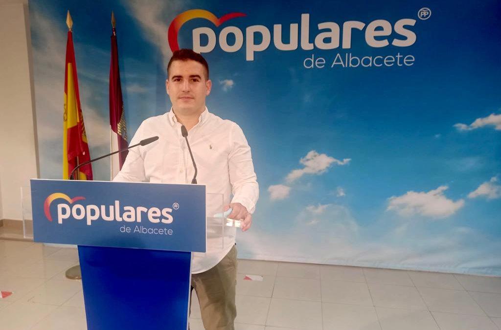 Juan Carlos González asegura que es necesaria la creación de una Consejería de Juventud en Castilla-La Mancha para atender las necesidades de los jóvenes