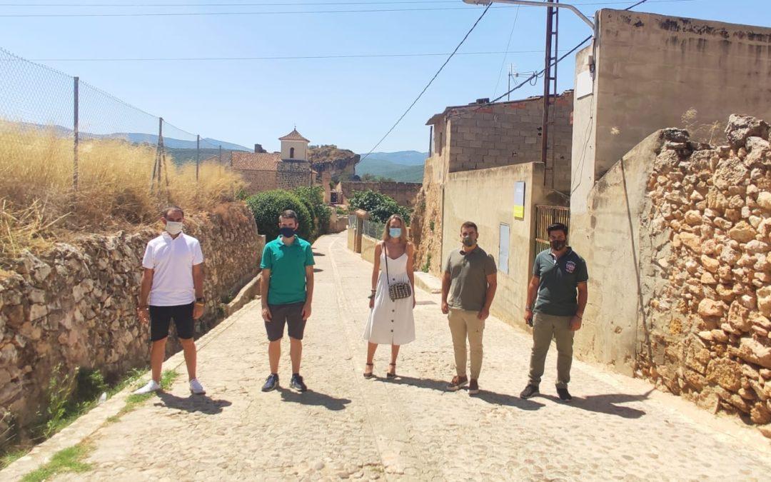 Nuevas Generaciones reclama en Socovos que se apueste de manera decidida por el patrimonio y el turismo rural de Albacete