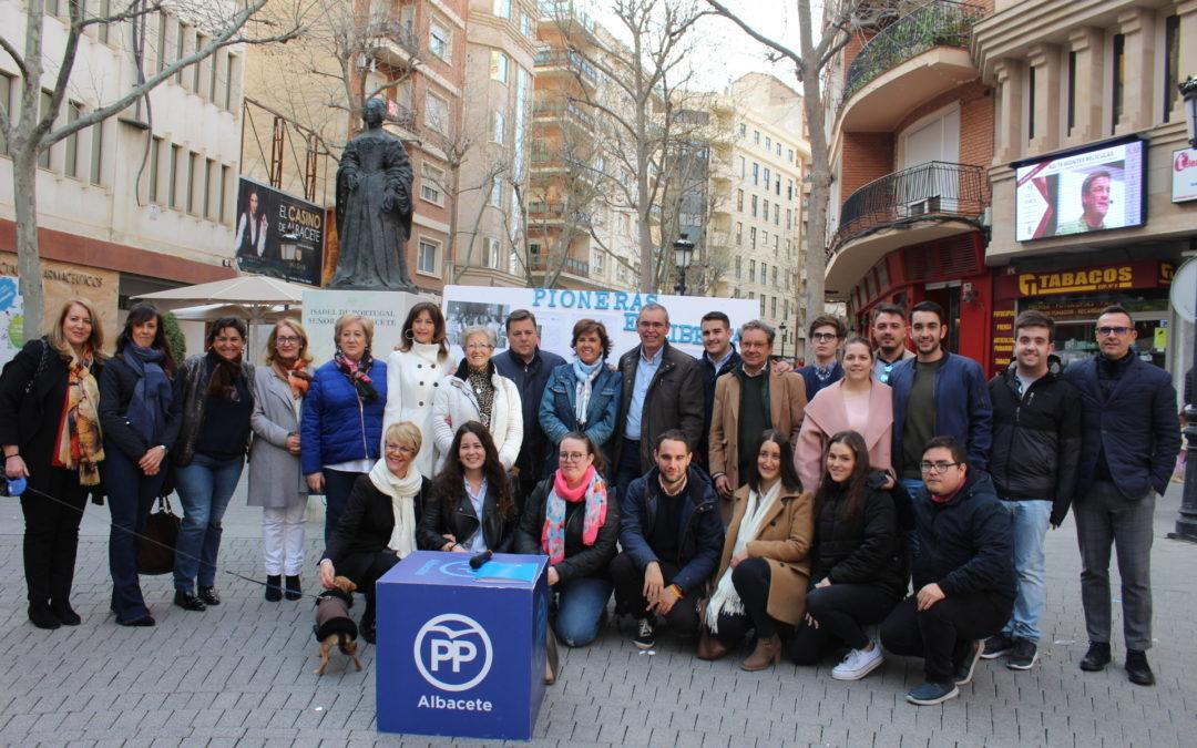 NNGG de Albacete reafirma el valor de la Constitución como marco jurídico fundamental para la igualdad entre mujeres y hombres