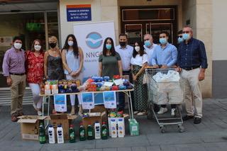 Nuevas Generaciones sigue adelante con la campaña «NNGG Colabora» en colaboración con el Banco de Alimentos