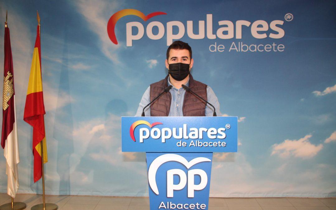 """Juan Carlos González afirma que """"los castellano- manchegos están cansados del Gobierno de García-Page y apuestan por el proyecto de Paco Núñez para mejorar la vida en Castilla-La Mancha"""""""